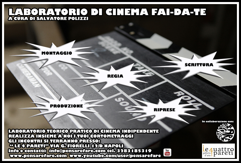 Laboratorio di Cinema fai-da-te