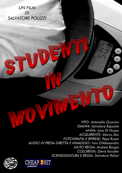 Studenti in Movimento - 2011 - CheapShitProd